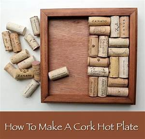 DIY Wine Cork Crafts Homestead & Survival