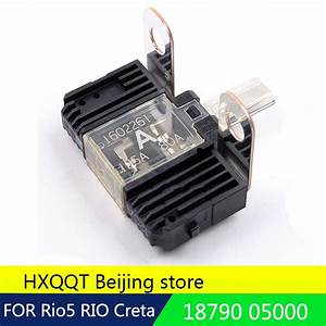 For Genuine Multi Fuse For Kia 2012 Rio5 2012 2016 Rio 1