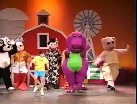 Barney And The Backyard Gang Intro Youtube Inspirational