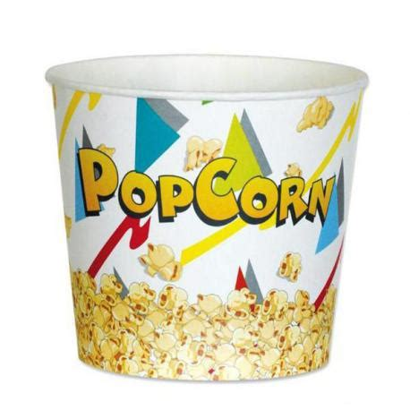 Bicchieri Pop Corn by Bicchiere Pop Corn 85oz Ecoshopping