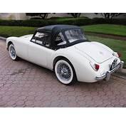 1958 MGA Roadster  SOLD Vantage Sports Cars