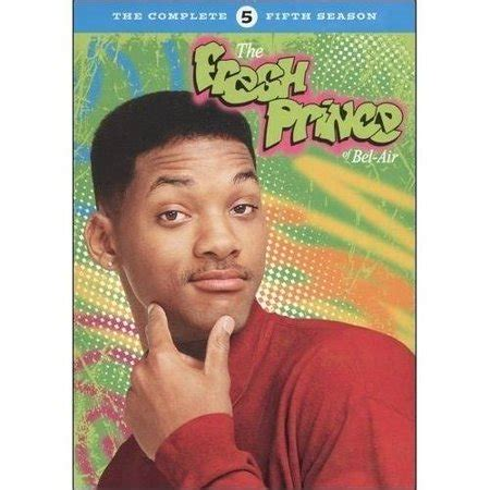 Fresh Prince Of Belair The Complete Fifth Season (full