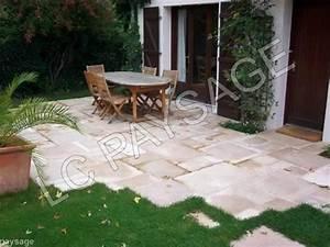 paysagiste terrasse quimper entretien et creation espace With amenagement jardin avec pierres 11 creation de murets pour jardin paysagiste vannes