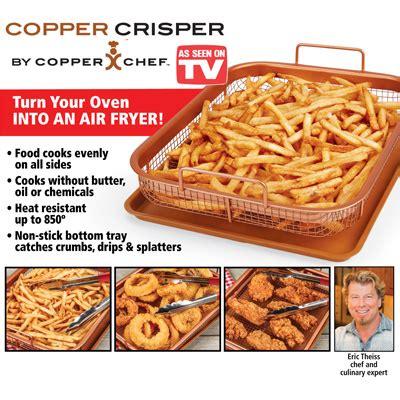 copper crisper oven fryer  collections