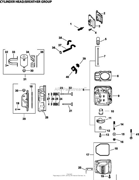 17 Hp Kohler Engine Diagram by Kohler Ecv680 3014 Dixie Chopper 23 Hp 17 2 Kw Parts
