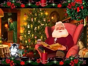 Dekorationsvorschläge Für Weihnachten : liebe gr e f r frohe weihnachten vom weihnachtsmann ~ Lizthompson.info Haus und Dekorationen