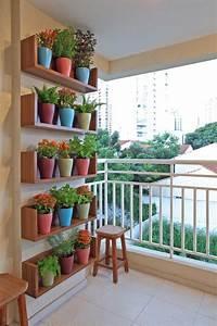 Blumen Für Den Balkon : balkon ideen interessante einrichtungsideen kleiner ~ Lizthompson.info Haus und Dekorationen