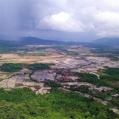 Approximately five hours drive from medan. Bukit Panenjoan di Sukabumi