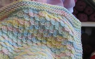Easy Knitted Baby Blanket Patterns