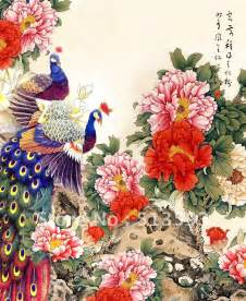 Chinese Wall Mural Paintings