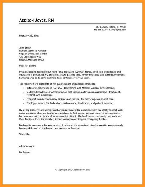 How To Write A Cover Letter For A Specific by Cover Letter Exles For Bio Letter Format