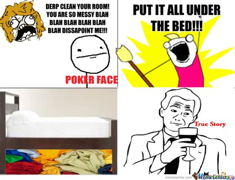 Clean Room Meme - how to clean your room by jasser78 meme center