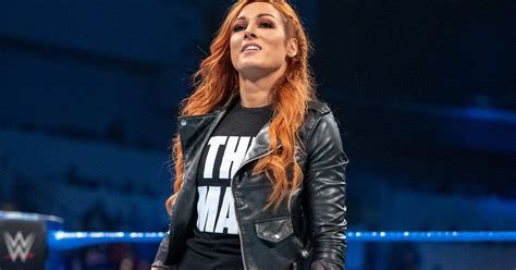 becky lynch    response   vince mcmahon