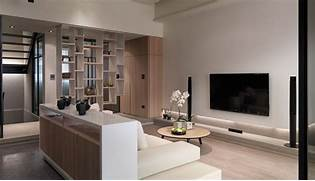 Interior Design For Apartment Living Room by White Modern Living Room Interior Design Ideas
