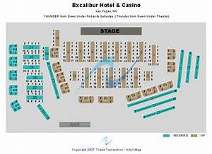 Donny And Showroom Seating Chart Concert Venues In Las Vegas Nv Concertfix Com