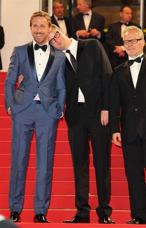 Pictures of Ryan Gosling at Drive Premiere Cannes ...