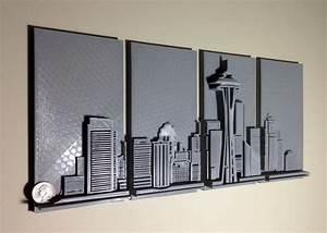 3d Wall Art : 2018 latest 3d printed wall art wall art ideas ~ Sanjose-hotels-ca.com Haus und Dekorationen
