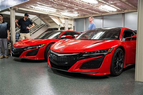 acura nsx caught  video   wild