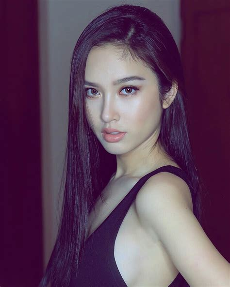 Treechada Petcharat Beautiful Mtf Transgender Thailand Celebrities Tg Beauty