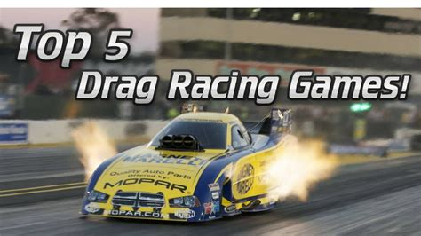 Top 5 Best Drag Racing Games For Ios! 2017