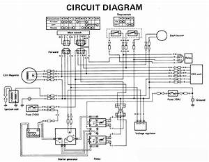 2005 Yamaha Golf Cart Wiring Diagram