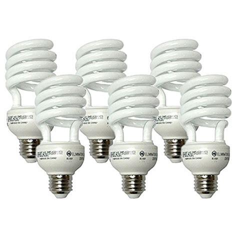 ge 26 watt energy smart cfl 6 pack 100 watt