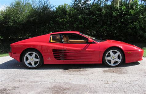 Choose the ferrari model that best suits your tastes and driving needs and take advantage of the professional assistance of. 1992 Ferrari 512TR For Sale in Sarasota, Florida   Old Car Online