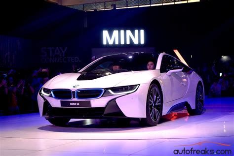 Bmw I8 Arrives In Malaysia, Yours For A Cool Rm1,188,800