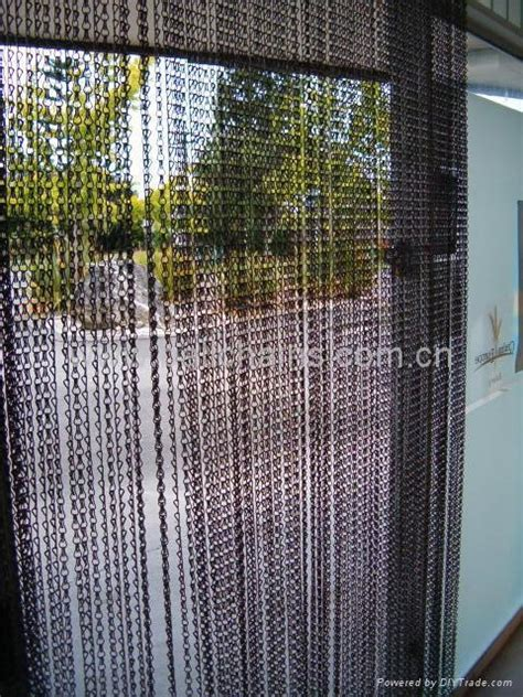 chain link insect screen china manufacturer bead