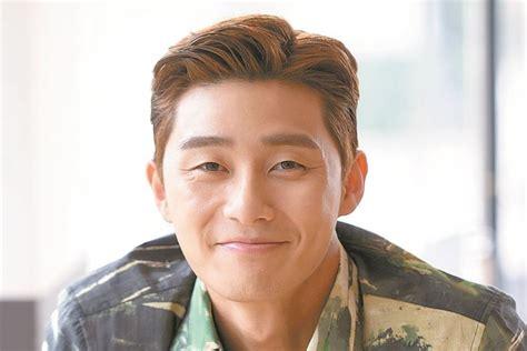 south korean actor park seo joons arrogant executive