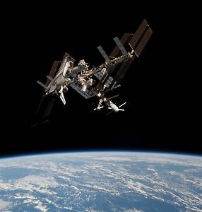 International Space Station From Earth to Current ...