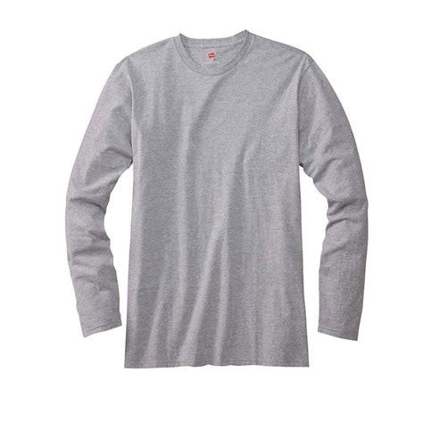 remain in light t shirt hanes 498l nano t 4 5 oz 100 cotton long sleeve tee shirts