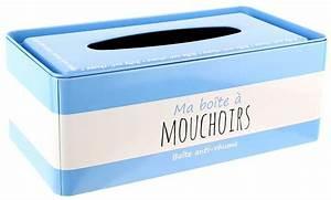 Boite A Mouchoir Original : ma bo te mouchoirs ~ Melissatoandfro.com Idées de Décoration