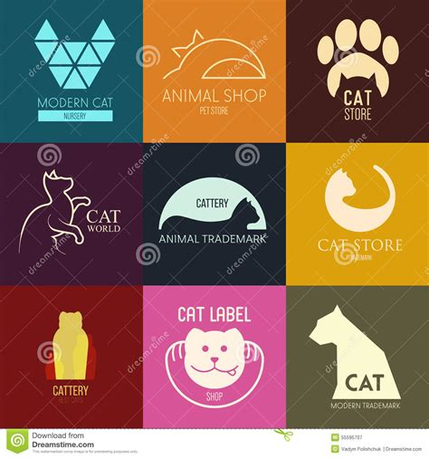 Logo Inspiration For Shops, Companies, Advertising With ...