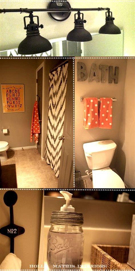 Coral Color Bathroom Decor by Best 25 Coral Bathroom Ideas On Coral