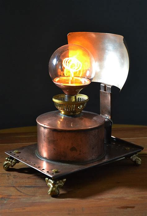 The 'reflector' Funky Unusual Table Lampdesk Lamp  It's