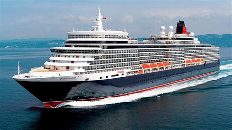 Where Is The Queen Elizabeth Cruise Ship Now | Fitbudha.com