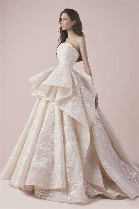 Saiid Kobeisy 2018 Bridal Collection | ElegantWedding.ca