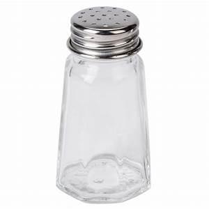 1, Oz, Flat, Paneled, Salt, And, Pepper, Shaker, Pack