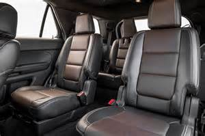 2015 ford explorer captain seats autos post
