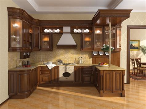kitchen design ideas kitchen cabinet designs 13 photos kerala home design 5602