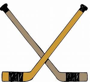 Ice Hockey Clip Art / HOCKY019.gif