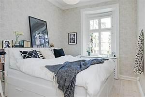 Möbel Skandinavischer Stil : schlafzimmer ideen im skandinavischen stil ~ Michelbontemps.com Haus und Dekorationen
