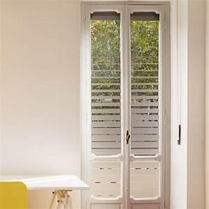 Film Vitre Maison : sticker occultant pour vitres et fen tres compos de ~ Edinachiropracticcenter.com Idées de Décoration