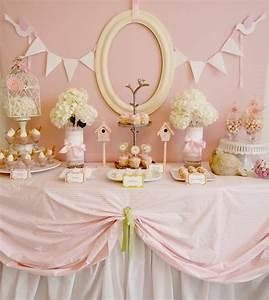 Fiesta Divas: Pink Birdie Baby Shower