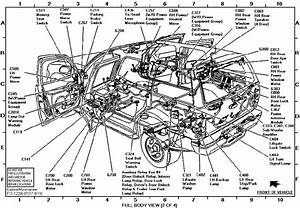 1994 Ford Explorer Diagram