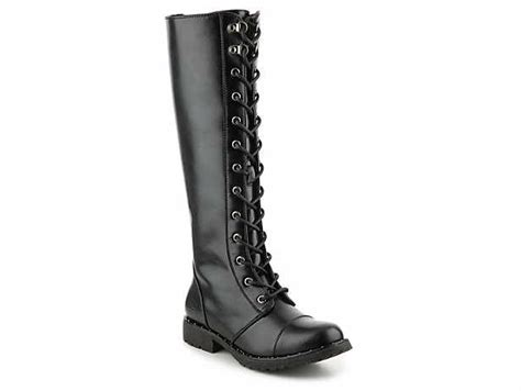 Women's Combat, Lace-up & Moto Boots