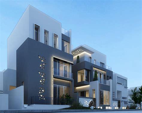 home design consultant modern villa in kuwait on behance