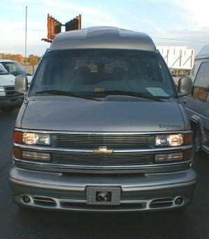 how cars work for dummies 2002 chevrolet express 2500 navigation system rculver 2002 chevrolet express 1500 cargo specs photos modification info at cardomain