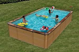 Hors Sol Pas Cher Piscine : piscine hors sol acier pas cher piscine acier imitation ~ Melissatoandfro.com Idées de Décoration